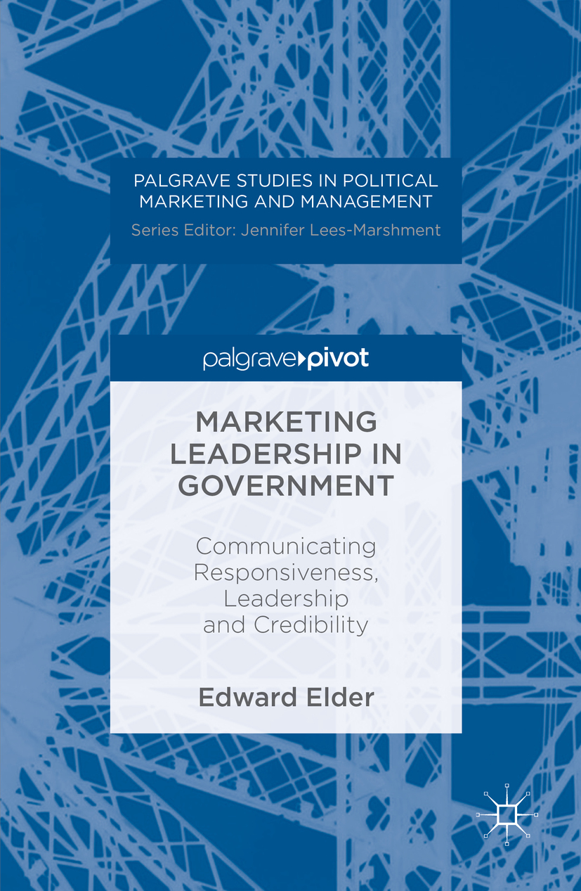 Elder, Edward - Marketing Leadership in Government, ebook