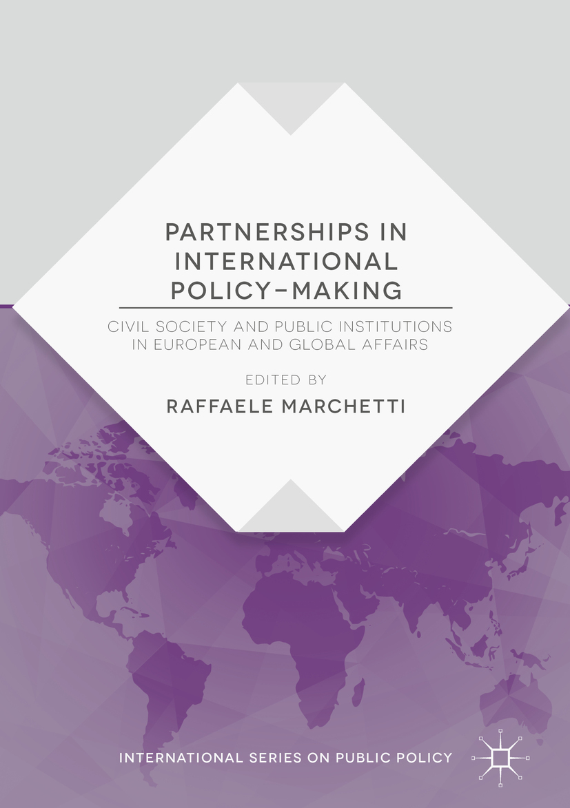 Marchetti, Raffaele - Partnerships in International Policy-Making, ebook