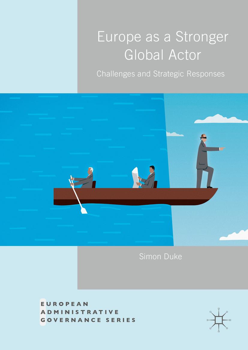 Duke, Simon - Europe as a Stronger Global Actor, ebook