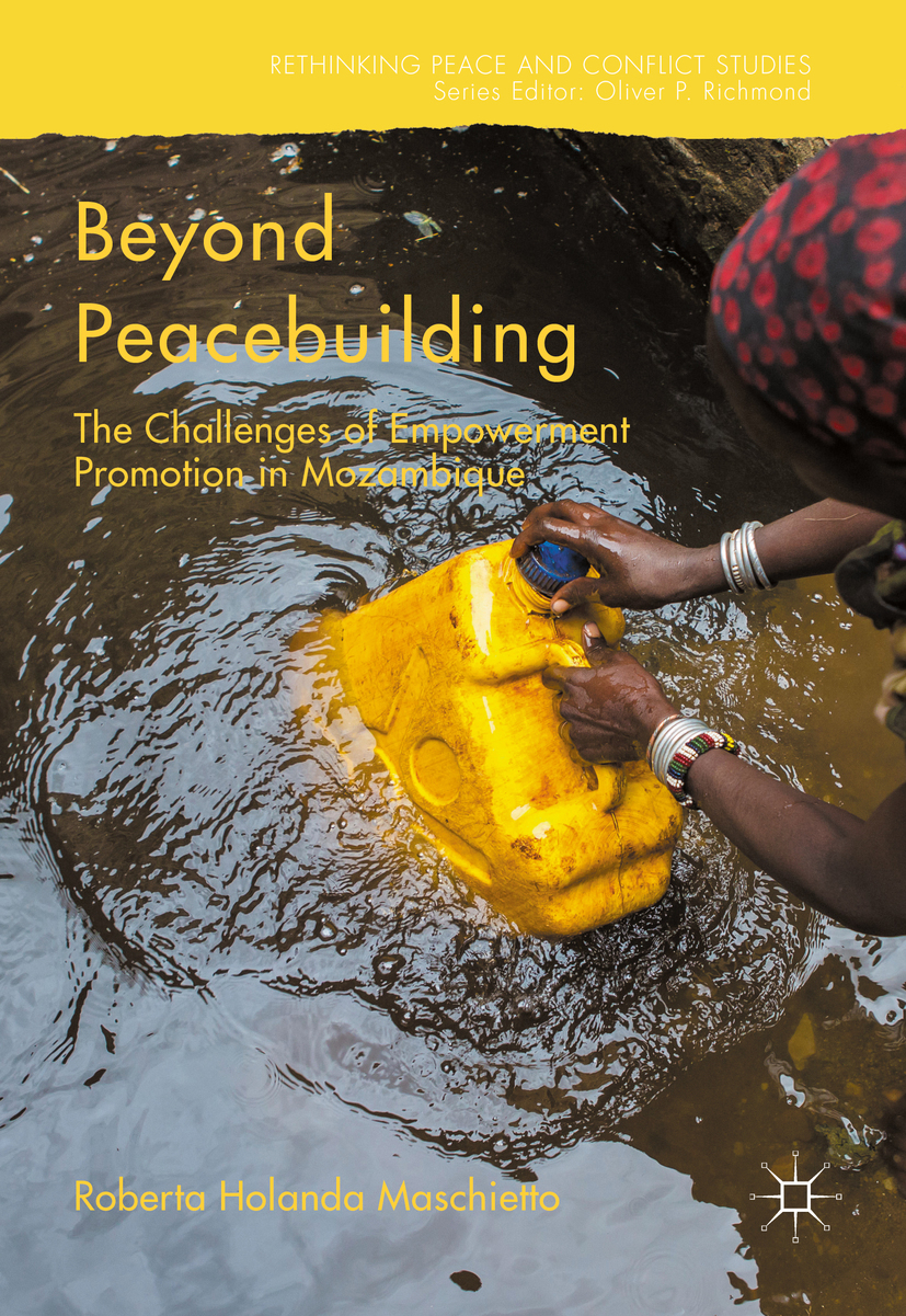 Maschietto, Roberta Holanda - Beyond Peacebuilding, ebook