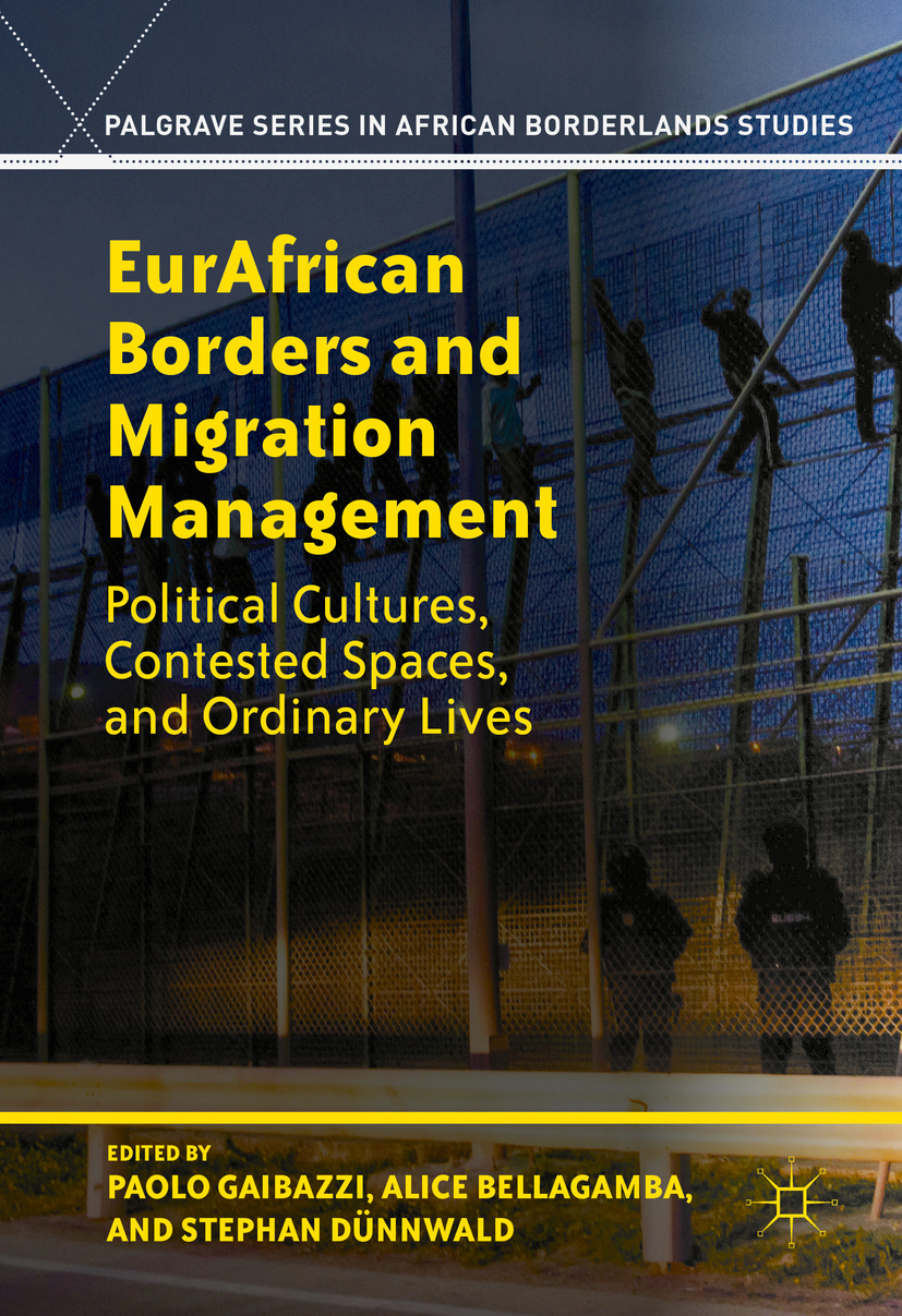 Bellagamba, Alice - EurAfrican Borders and Migration Management, ebook