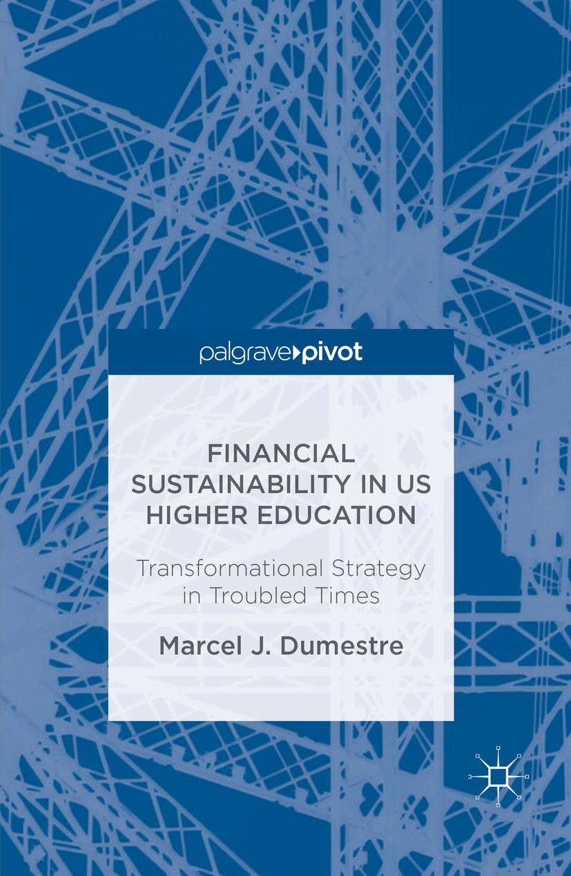 Dumestre, Marcel J. - Financial Sustainability in US Higher Education, ebook