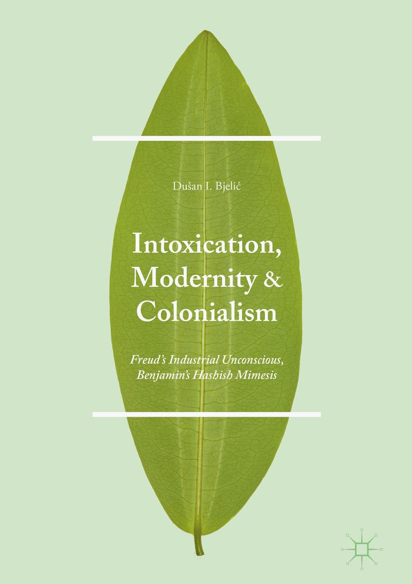 Bjelić, Dušan I. - Intoxication, Modernity, and Colonialism, ebook