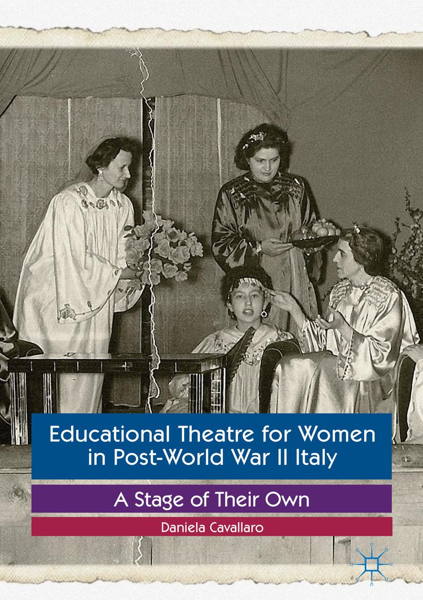 Cavallaro, Daniela - Educational Theatre for Women in Post-World War II Italy, ebook