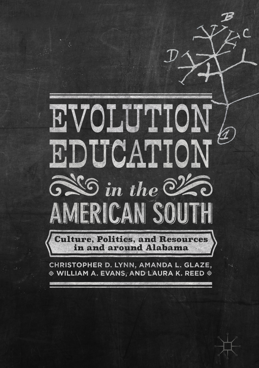 Evans, William A. - Evolution Education in the American South, ebook