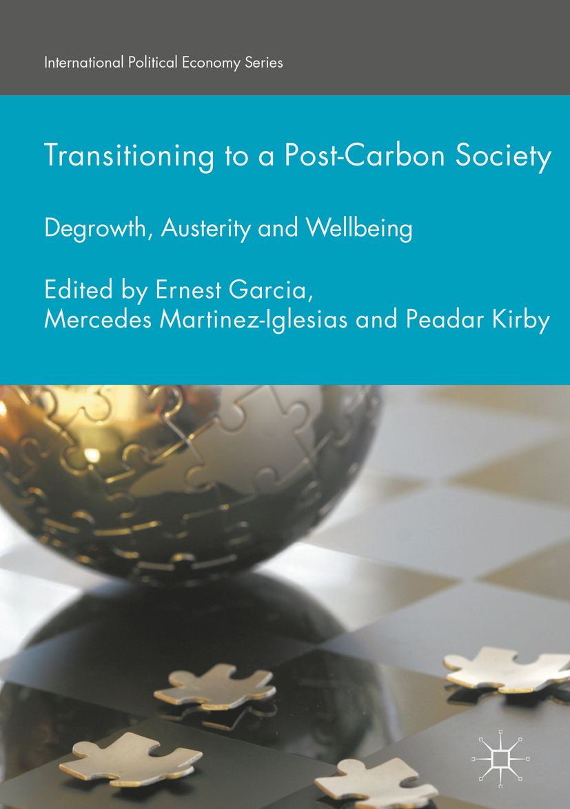Garcia, Ernest - Transitioning to a Post-Carbon Society, ebook