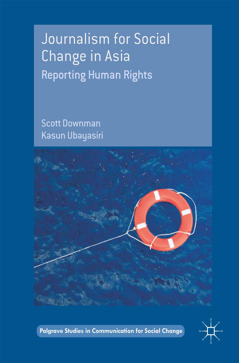 Downman, Scott - Journalism for Social Change in Asia, ebook
