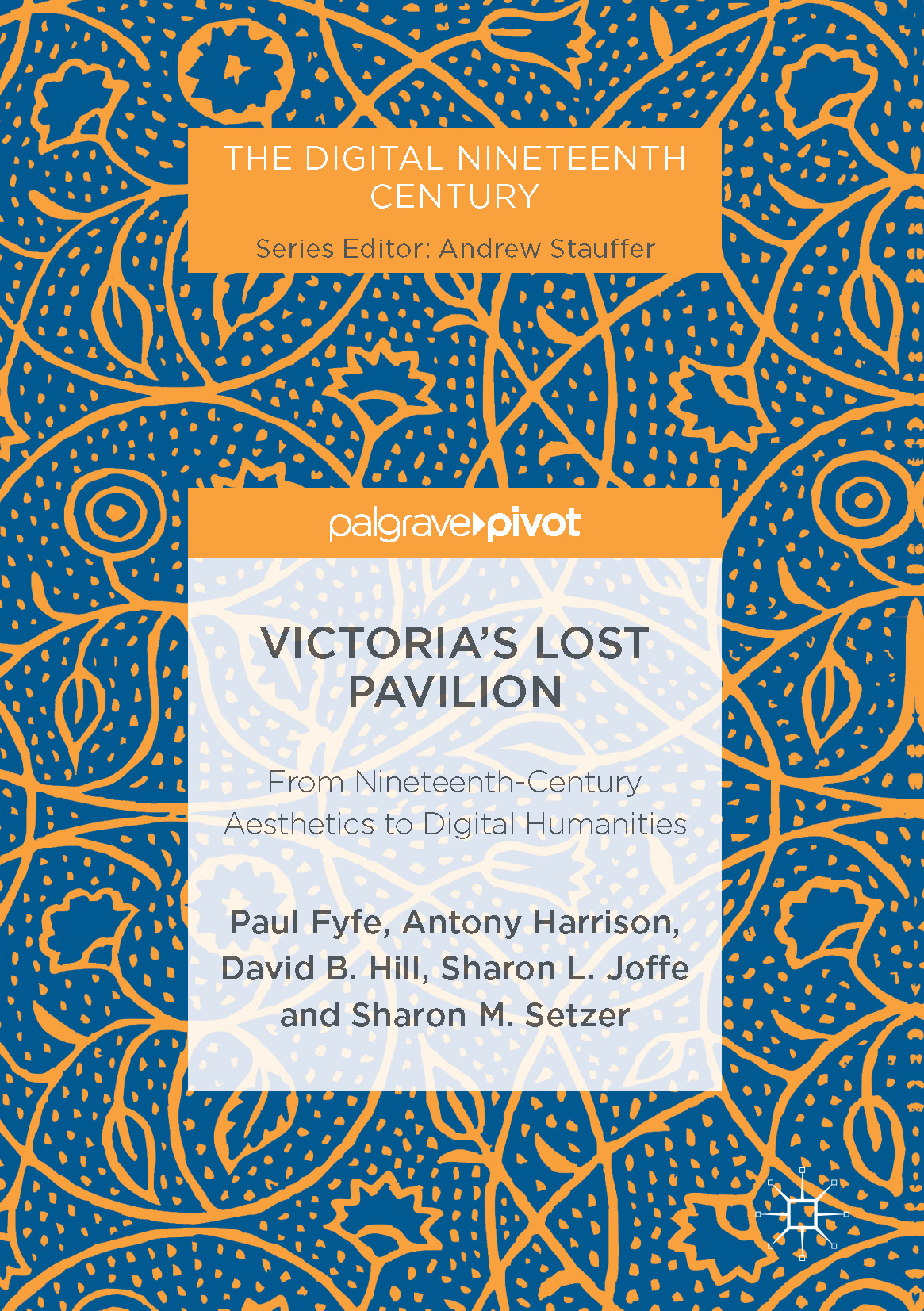 Fyfe, Paul - Victoria's Lost Pavilion, ebook