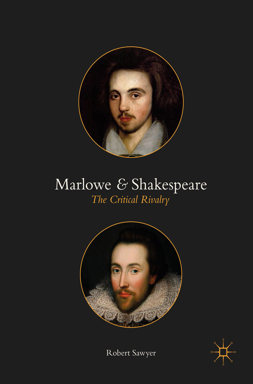 Sawyer, Robert - Marlowe and Shakespeare, ebook