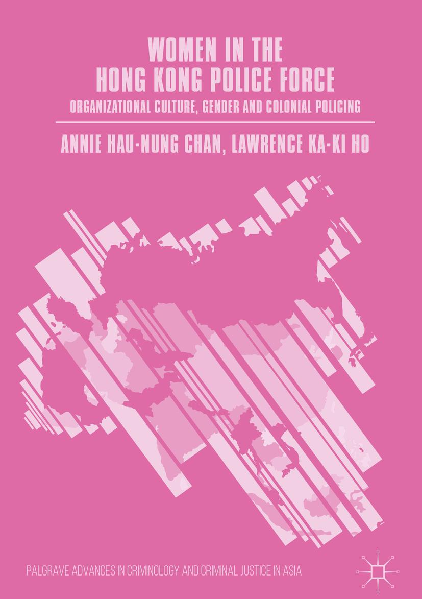 Chan, Annie Hau-Nung - Women in the Hong Kong Police Force, ebook