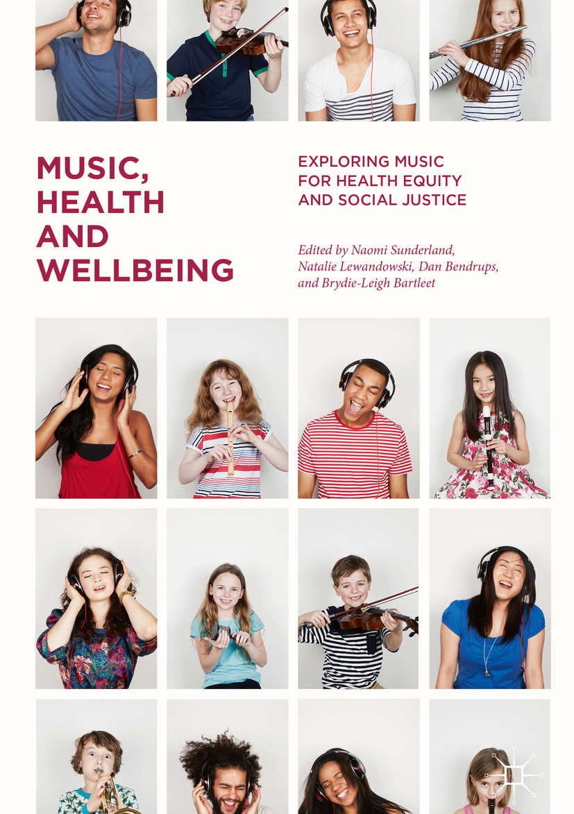 Bartleet, Brydie-Leigh - Music, Health and Wellbeing, e-bok