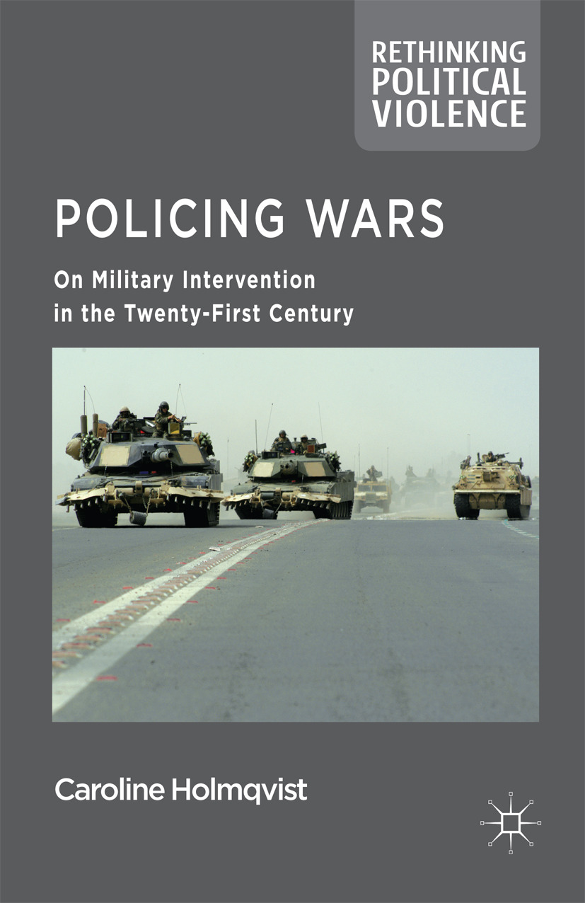 Holmqvist, Caroline - Policing Wars, ebook