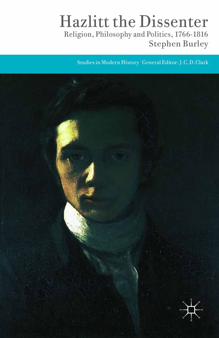 Burley, Stephen - Hazlitt the Dissenter, ebook