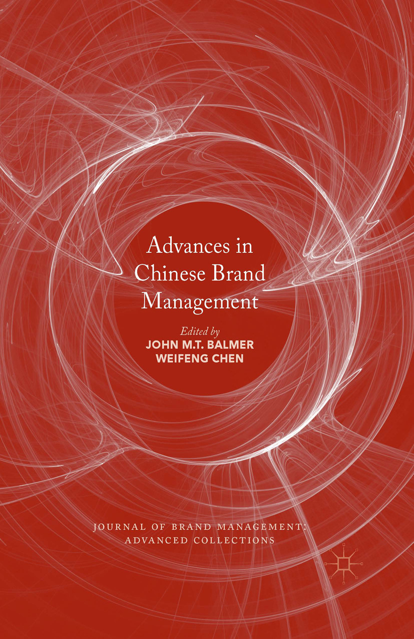 Balmer, John M. T. - Advances in Chinese Brand Management, ebook