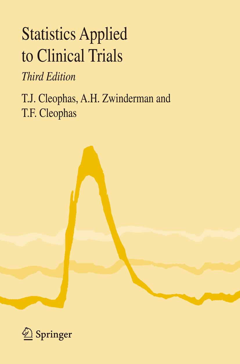 Cleophas, Toine F. - Statistics Applied to Clinical Trials, ebook