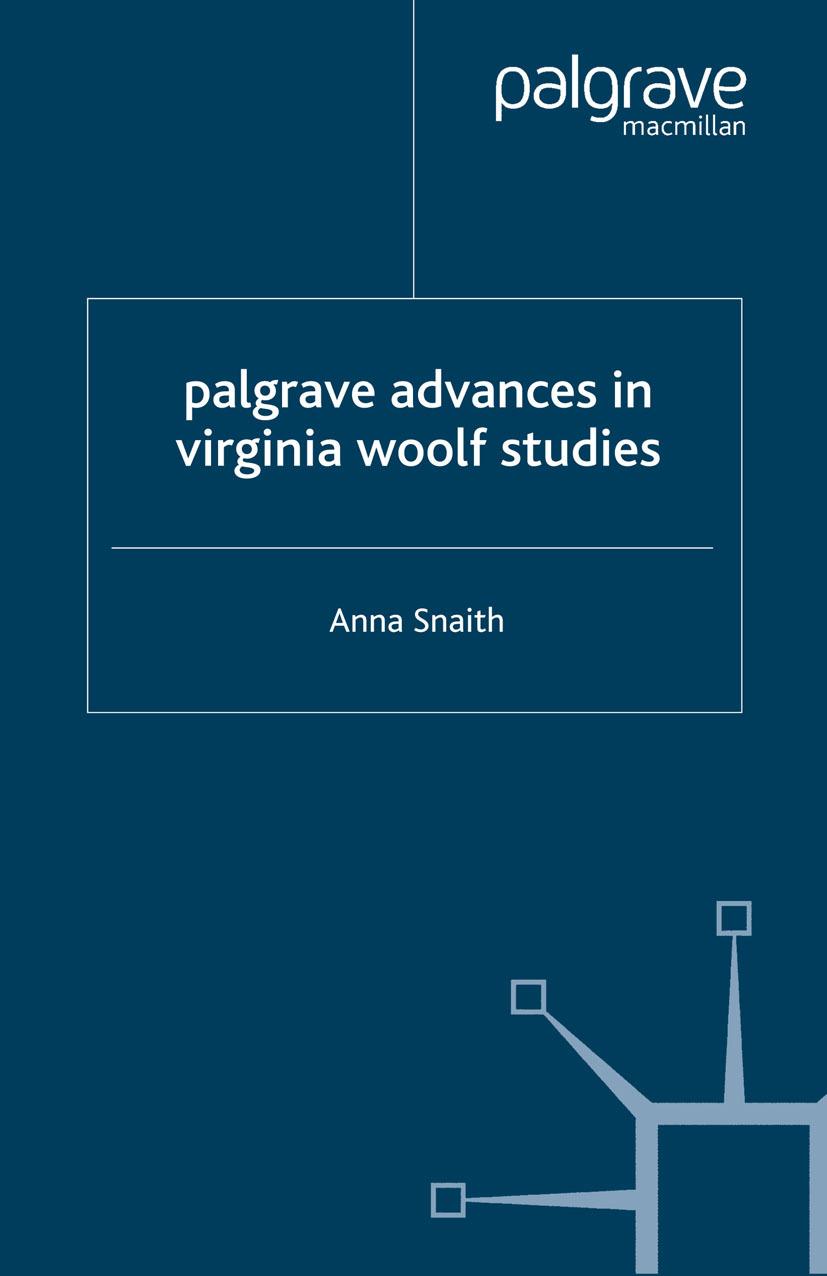 Snaith, Anna - Palgrave Advances in Virginia Woolf Studies, ebook