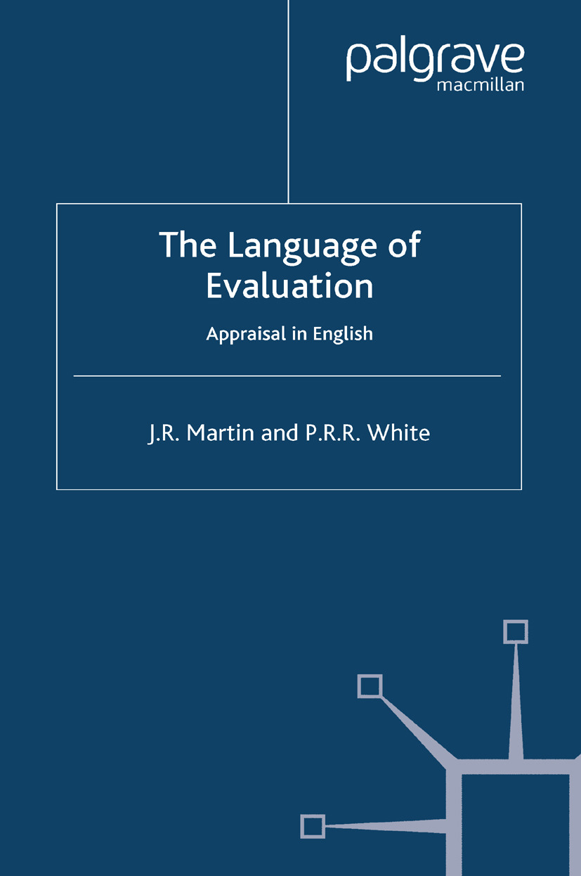 Martin, J. R. - The Language of Evaluation, ebook
