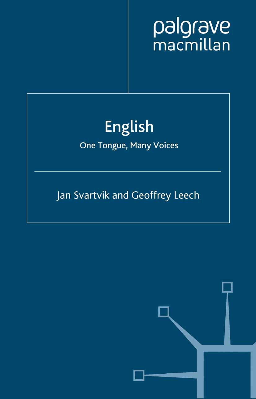 Leech, Geoffrey - English, ebook