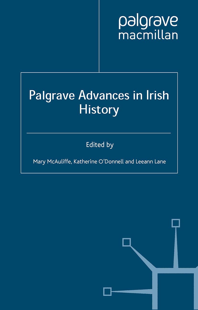 Lane, Leeann - Palgrave Advances in Irish History, ebook
