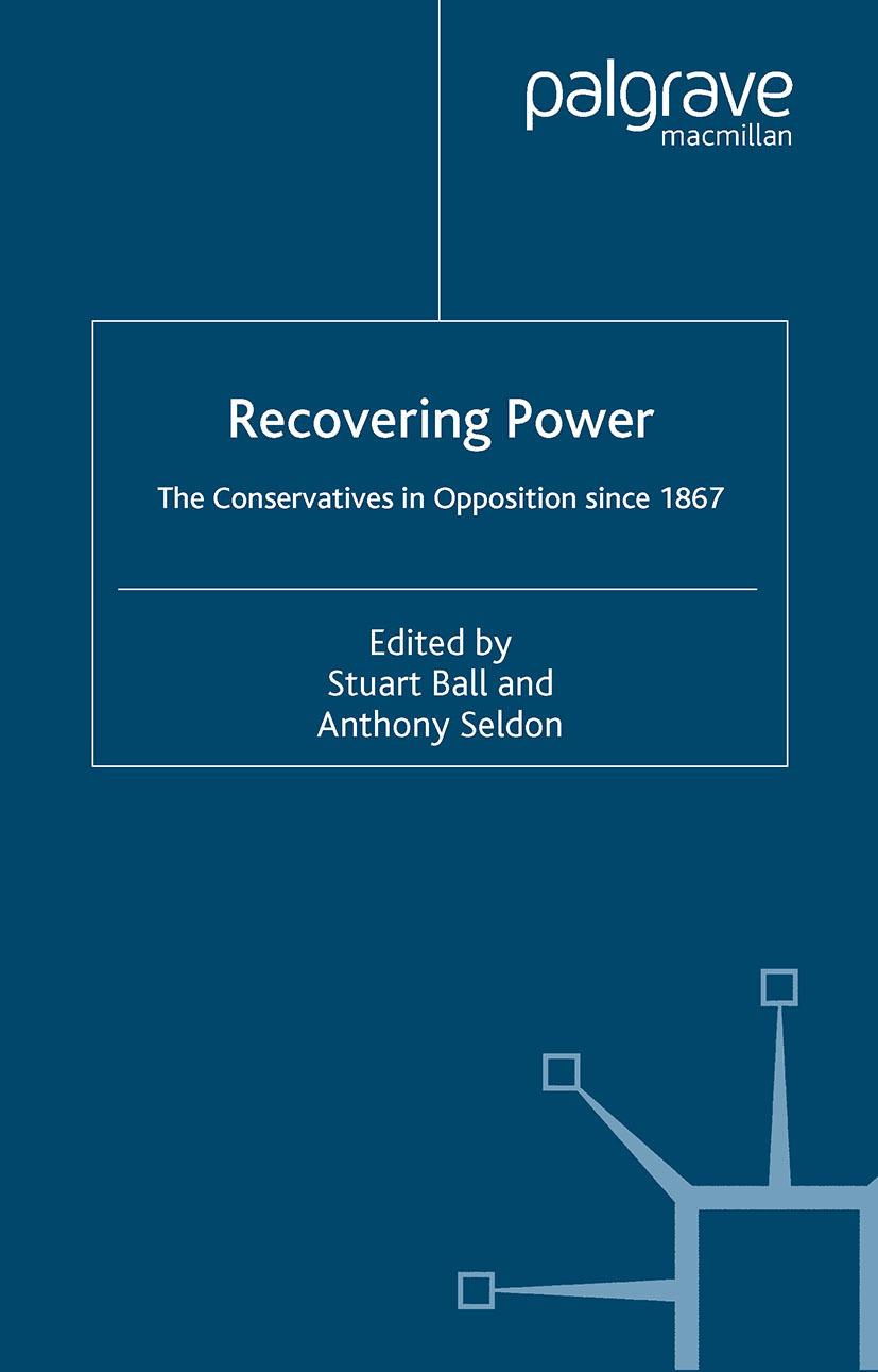 Ball, Stuart - Recovering Power, ebook