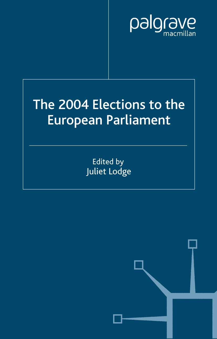 Lodge, Juliet - The 2004 Elections to the European Parliament, ebook