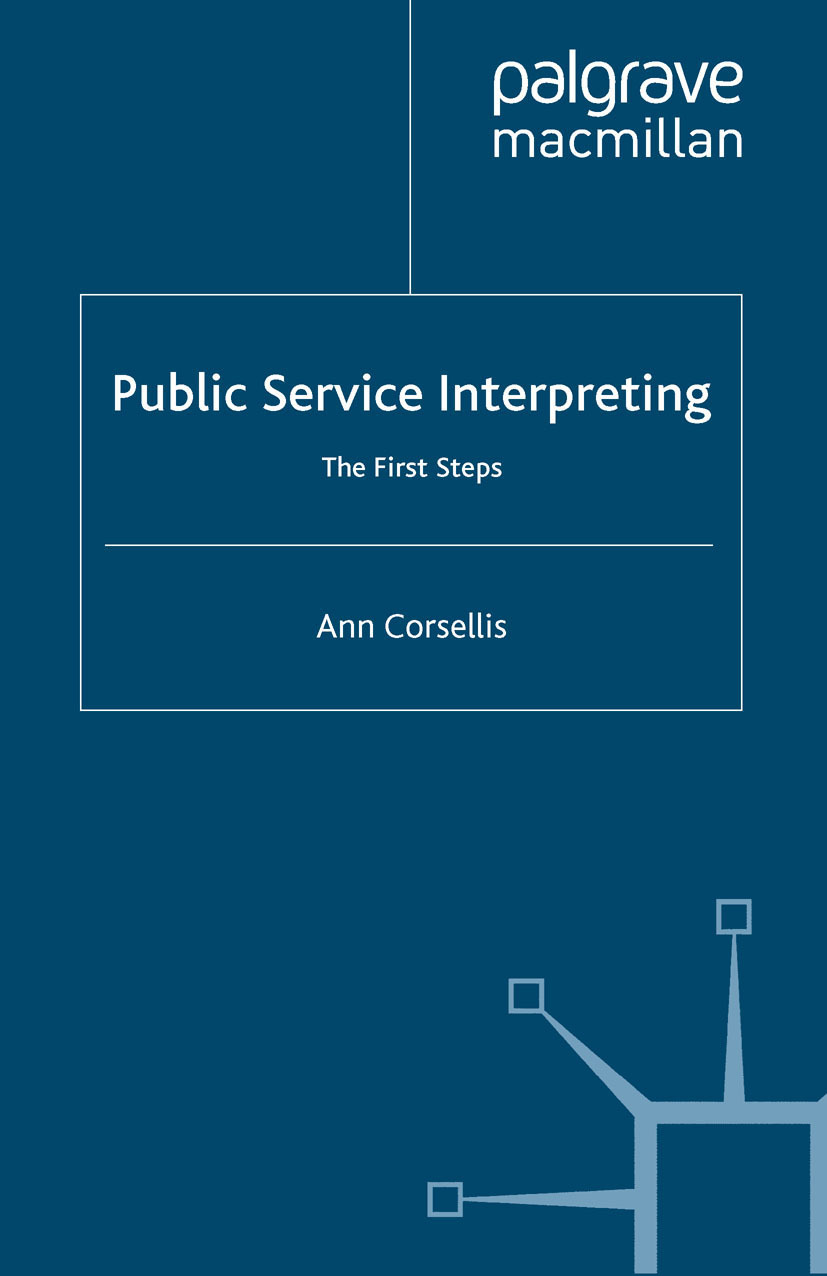 Corsellis, Ann - Public Service Interpreting, ebook