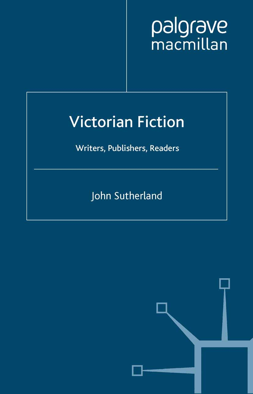 Sutherland, John - Victorian Fiction, ebook