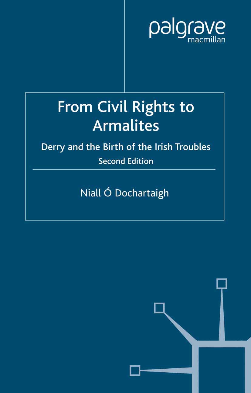 Dochartaigh, Niall Ó - From Civil Rights to Armalites, ebook
