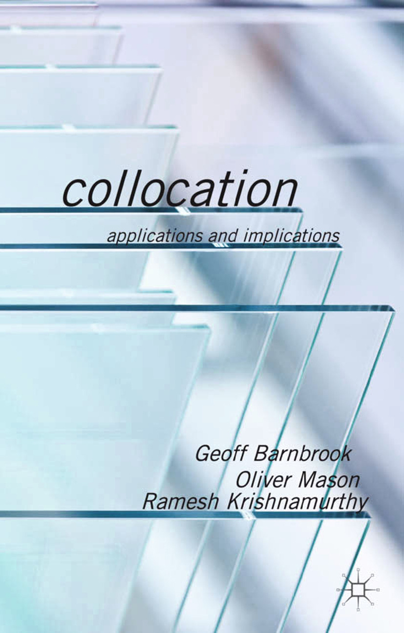 Barnbrook, Geoff - Collocation, ebook