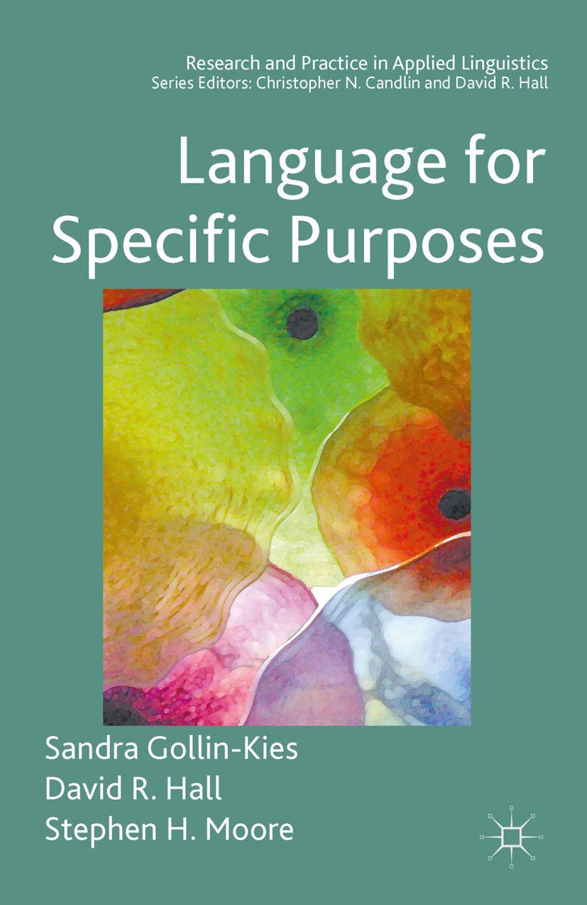 Gollin-Kies, Sandra - Language for Specific Purposes, ebook
