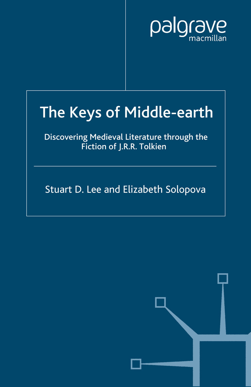 Lee, Stuart D. - The Keys of Middle-earth, ebook