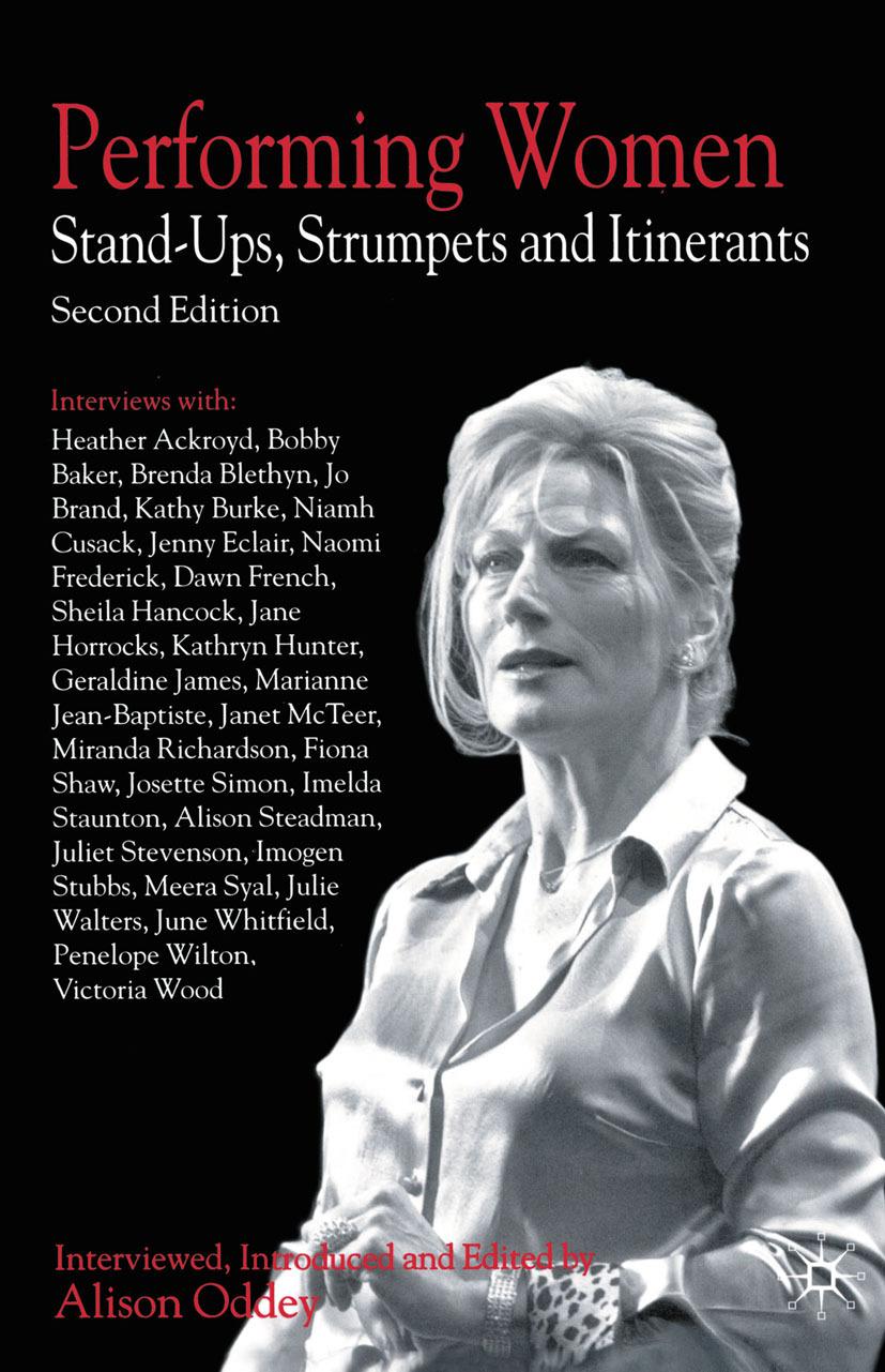 Oddey, Alison - Performing Women, ebook