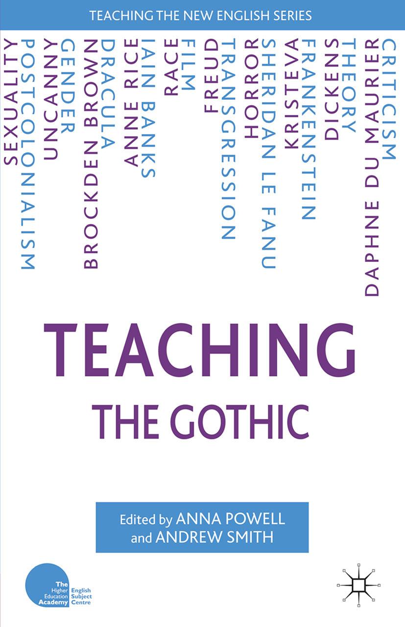 Powell, Anna - Teaching the Gothic, ebook