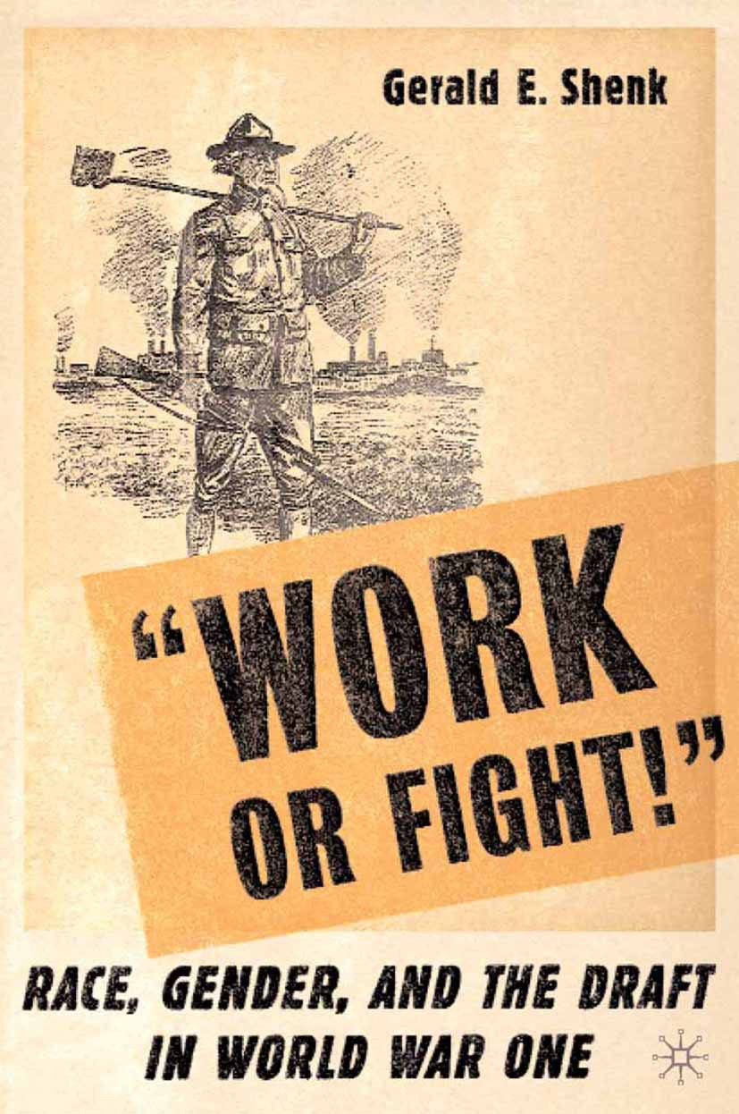 Shenk, Gerald E. - Work or Fight!, ebook