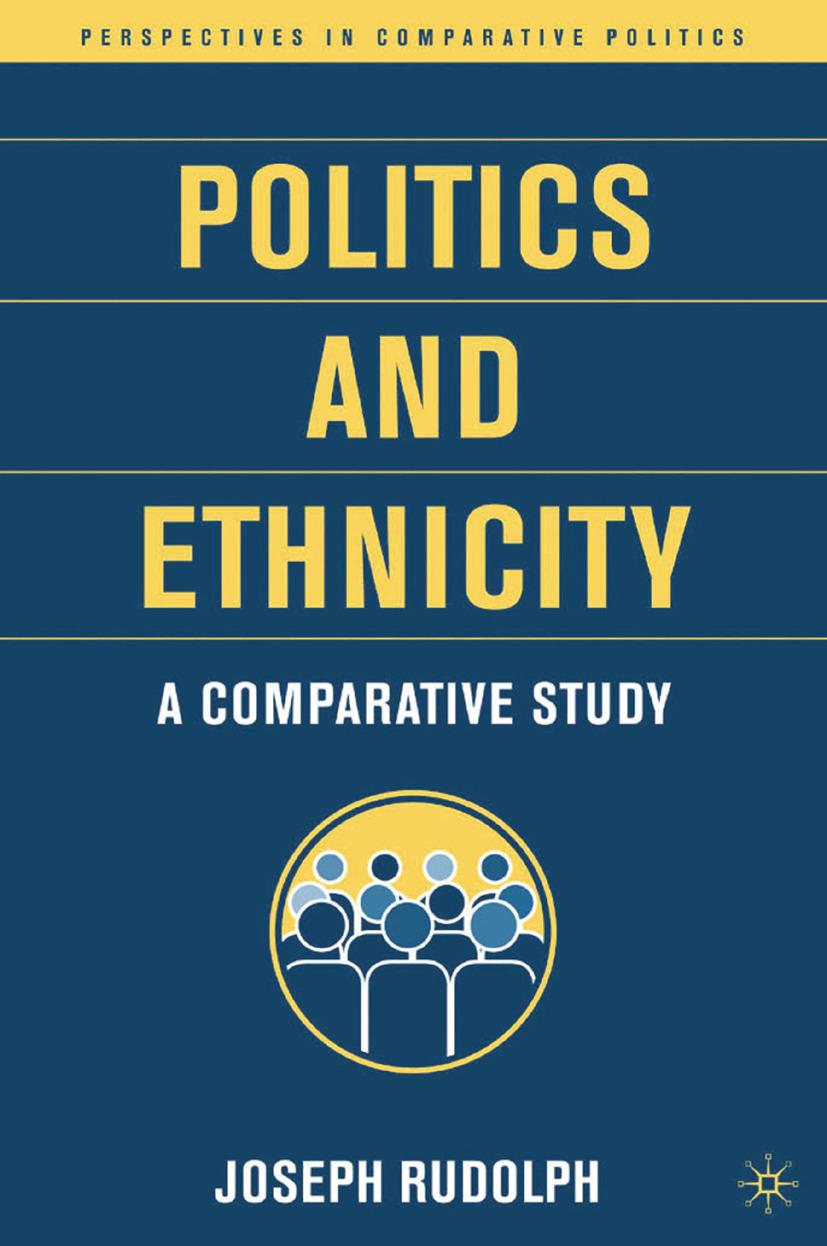 Rudolph, Joseph - Politics and Ethnicity, ebook