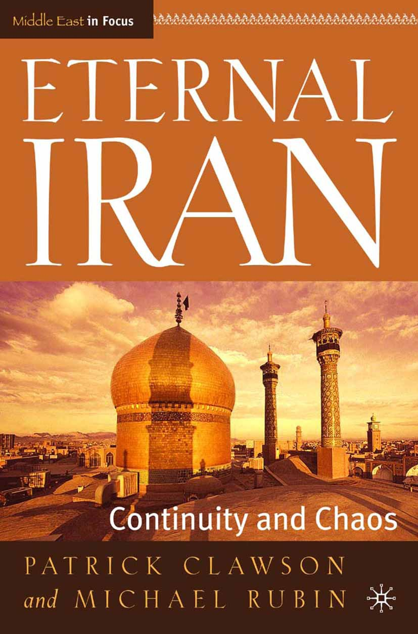Clawson, Patrick - Eternal Iran, ebook