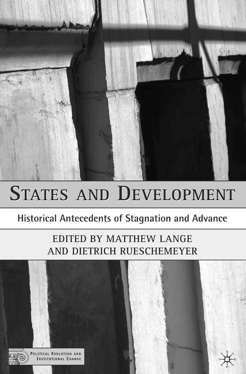 Lange, Matthew - States and Development, e-bok