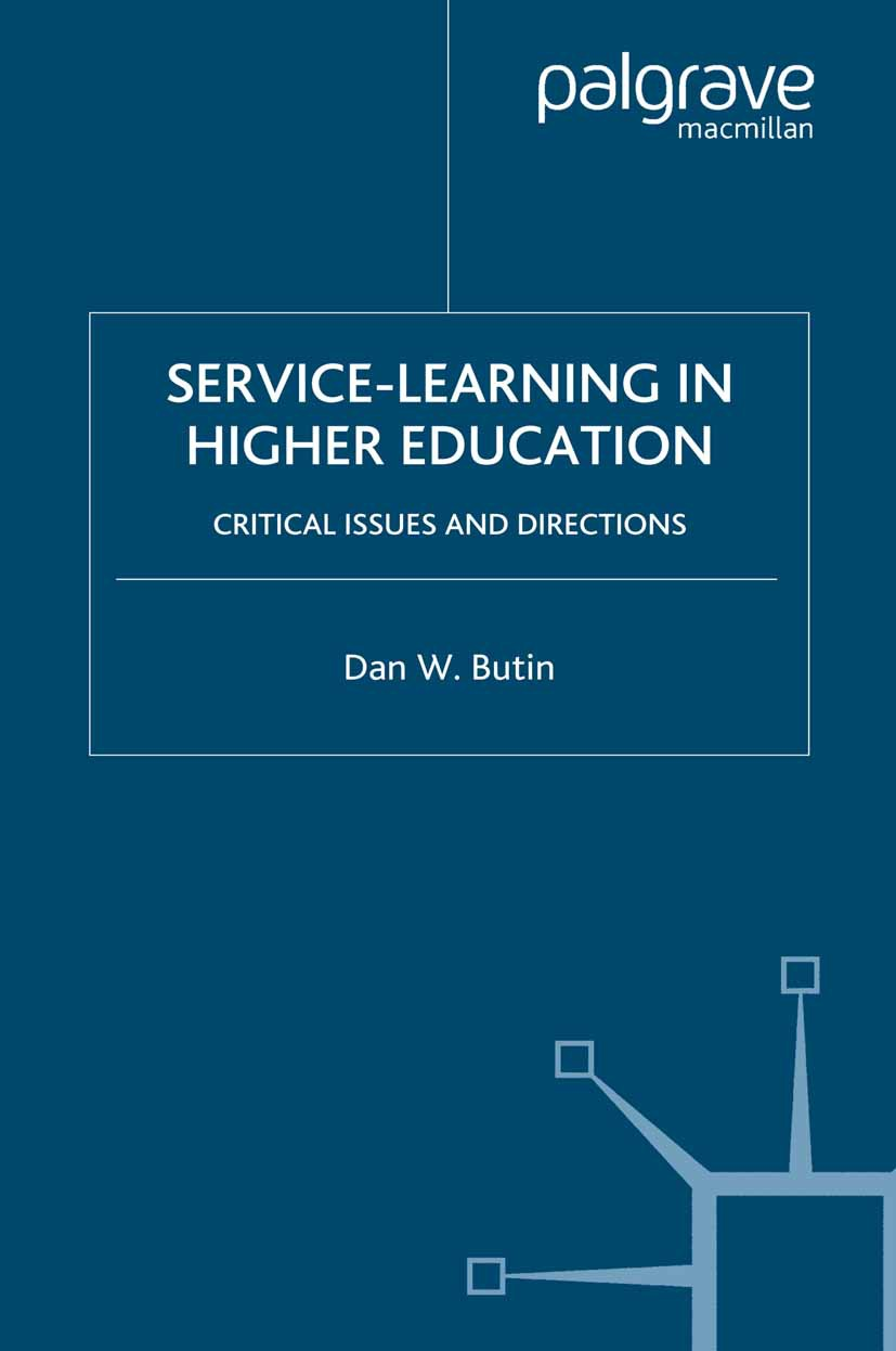 Butin, Dan W. - Service-Learning in Higher Education, ebook