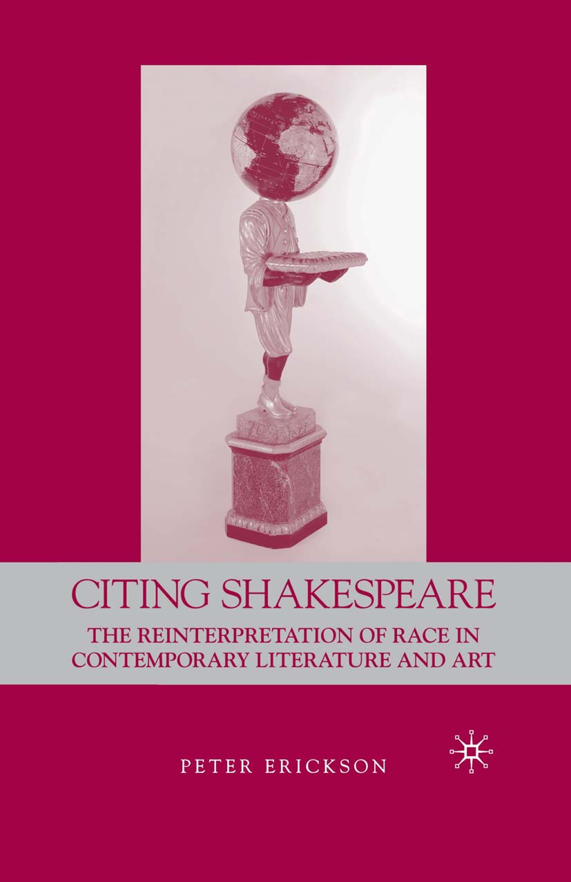 Erickson, Peter - Citing Shakespeare, ebook