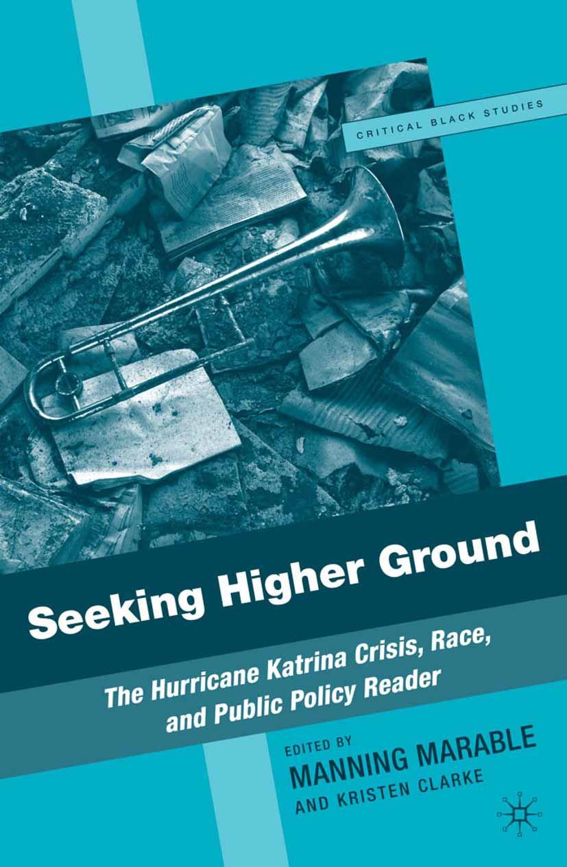 Clarke, Kristen - Seeking Higher Ground, ebook