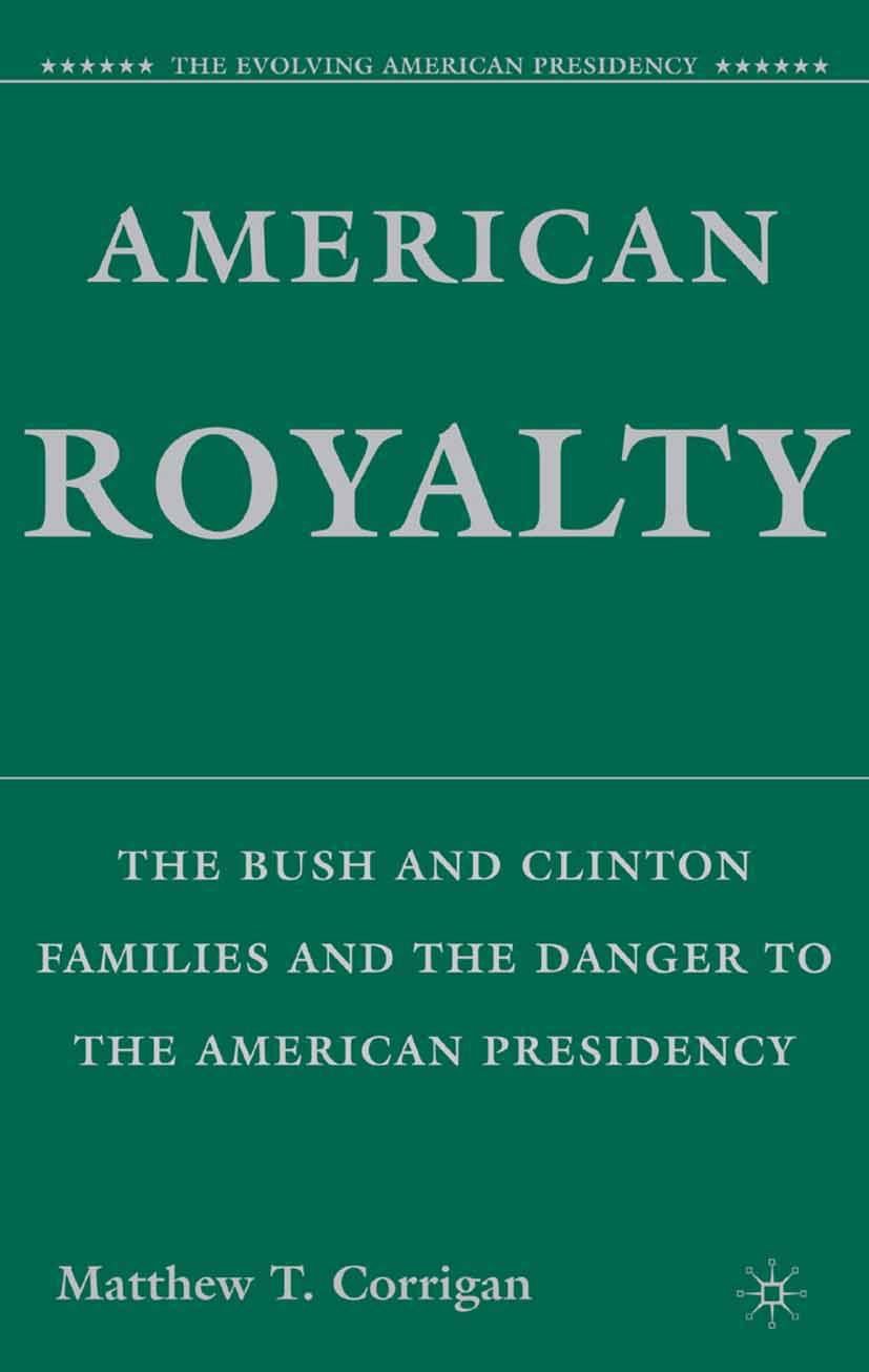 Corrigan, Matthew T. - American Royalty, ebook