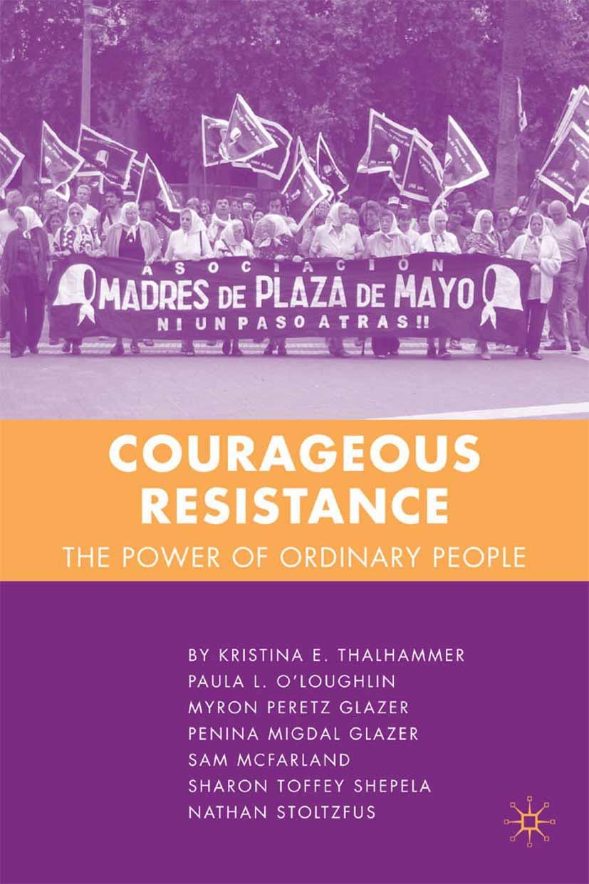Glazer, Myron Peretz - Courageous Resistance, ebook