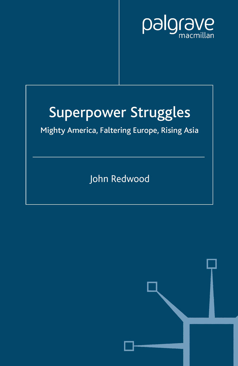 Redwood, John - Superpower Struggles, ebook