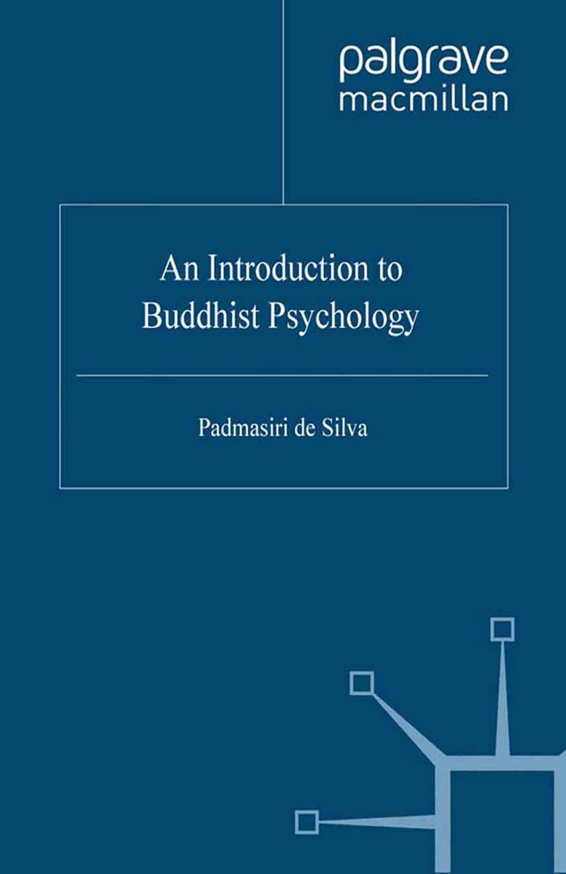 Silva, Padmasiri - An Introduction to Buddhist Psychology, ebook