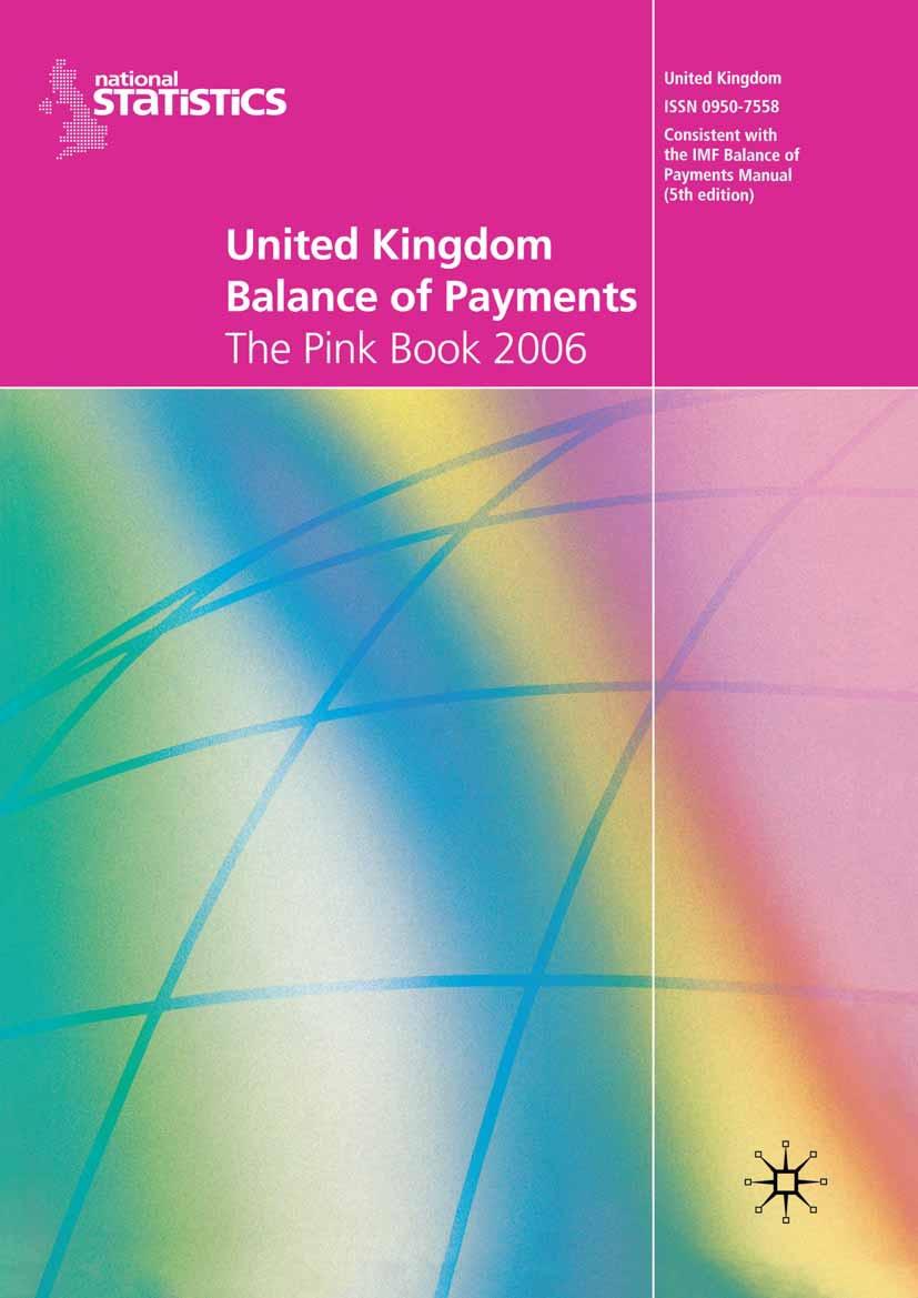 Bundey, John - United Kingdom Balance of Payments, ebook