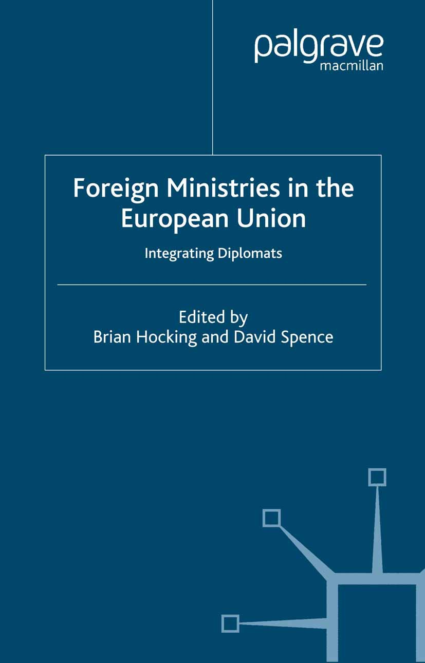 Hocking, Brian - Foreign Ministries in the European Union, ebook