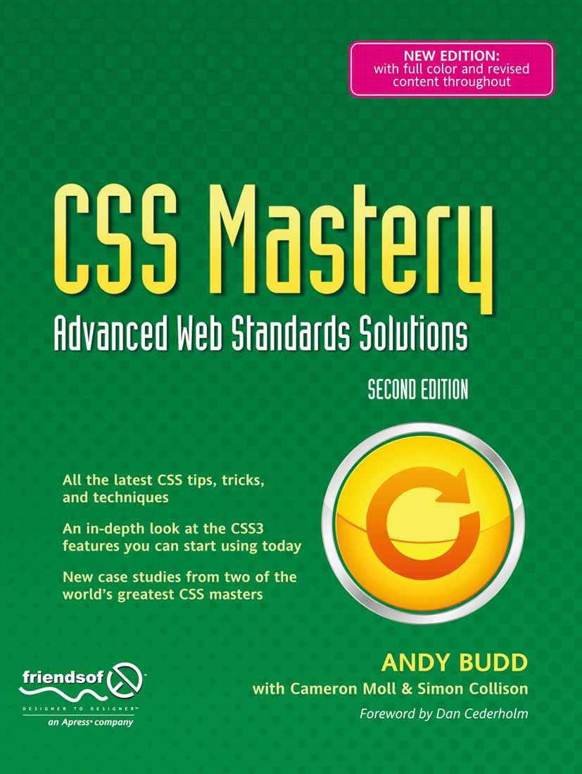 Budd, Andy - CSS Mastery, ebook