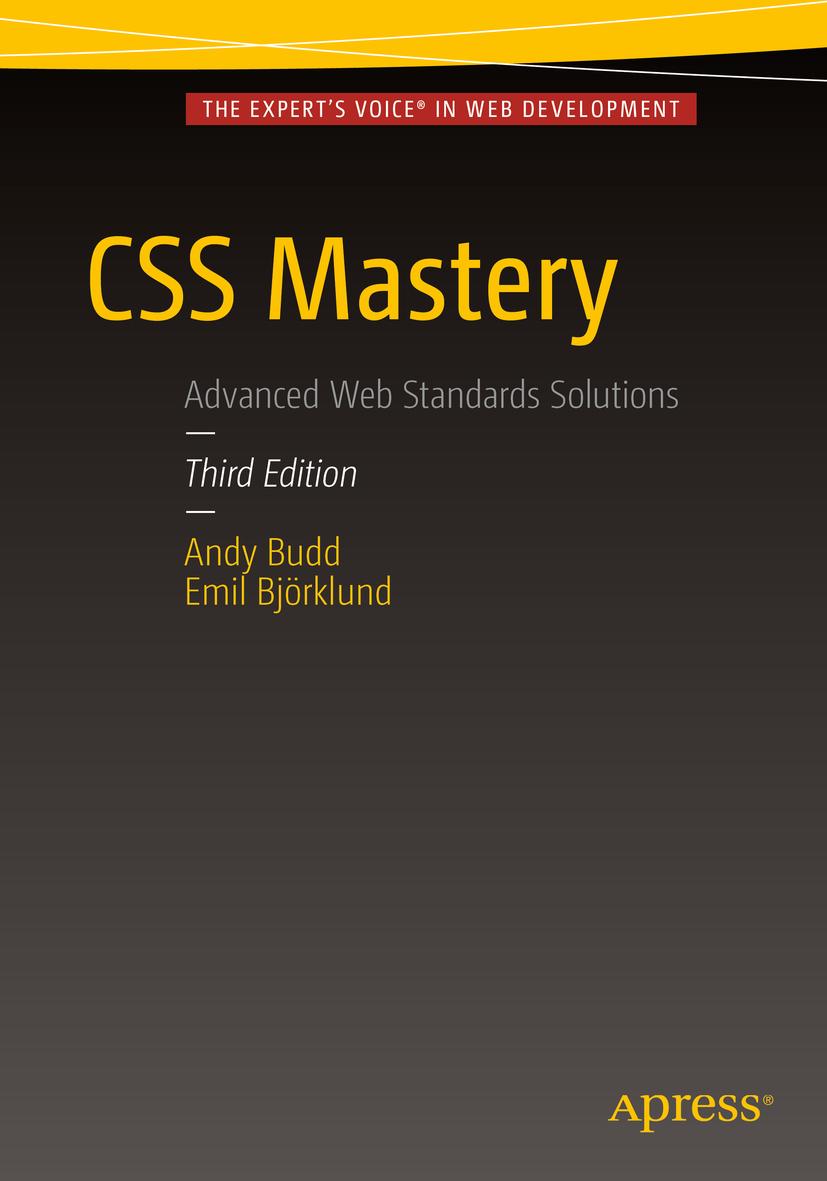 Björklund, Emil - CSS Mastery, ebook