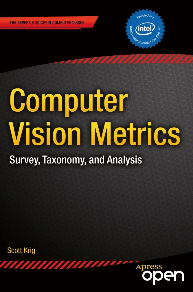 Krig, Scott - Computer Vision Metrics, ebook