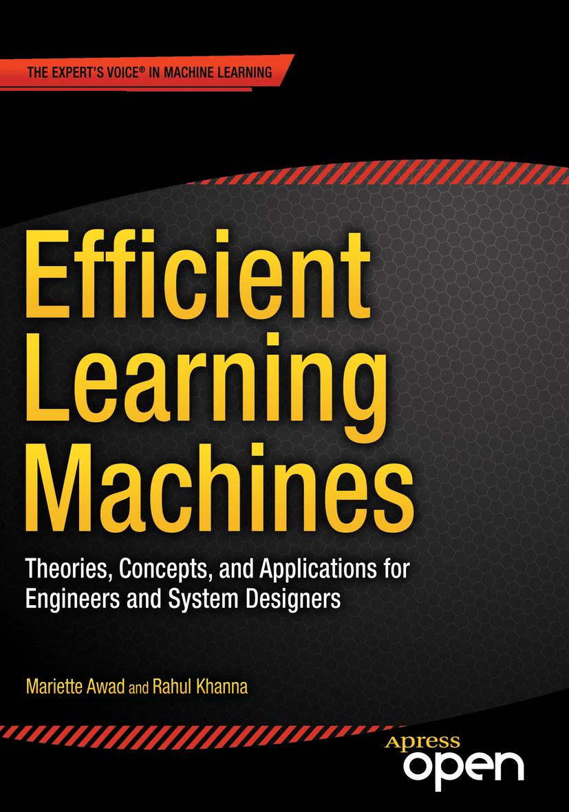 Awad, Mariette - Efficient Learning Machines, e-kirja
